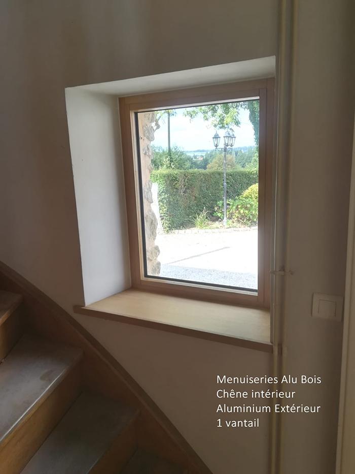 Fenêtre En Aluminium Confort Et Esthétisme Garantie